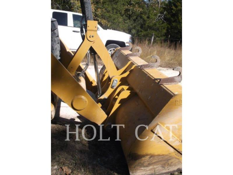 CATERPILLAR BACKHOE LOADERS 420F 4E equipment  photo 10