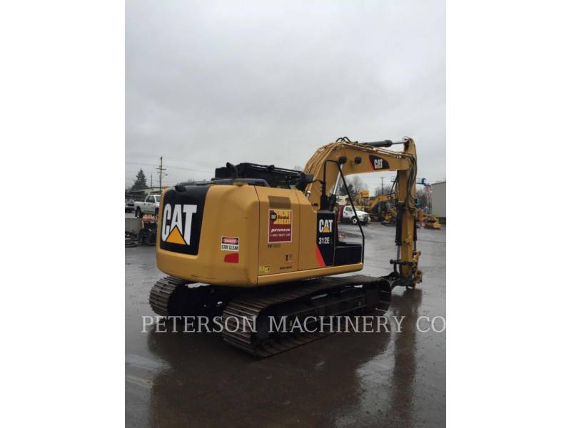 CATERPILLAR KETTEN-HYDRAULIKBAGGER 312EL equipment  photo 4