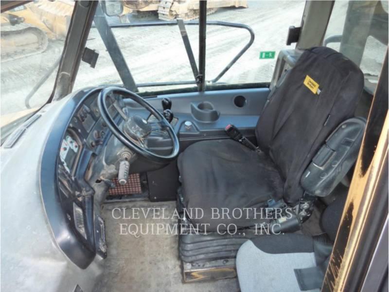 CATERPILLAR DUMPER ARTICOLATI 735 equipment  photo 5
