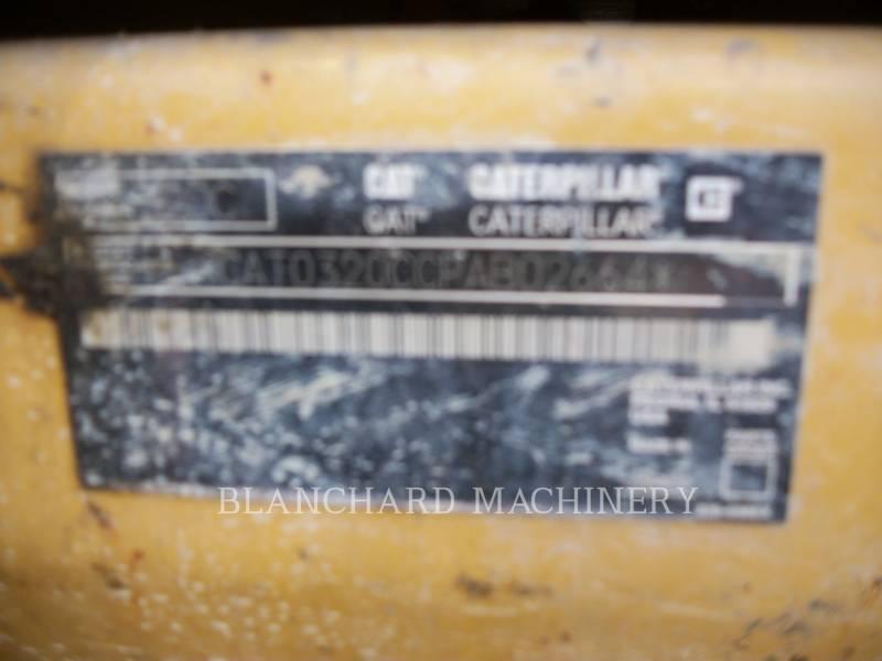CATERPILLAR ESCAVADEIRAS 320CL equipment  photo 7