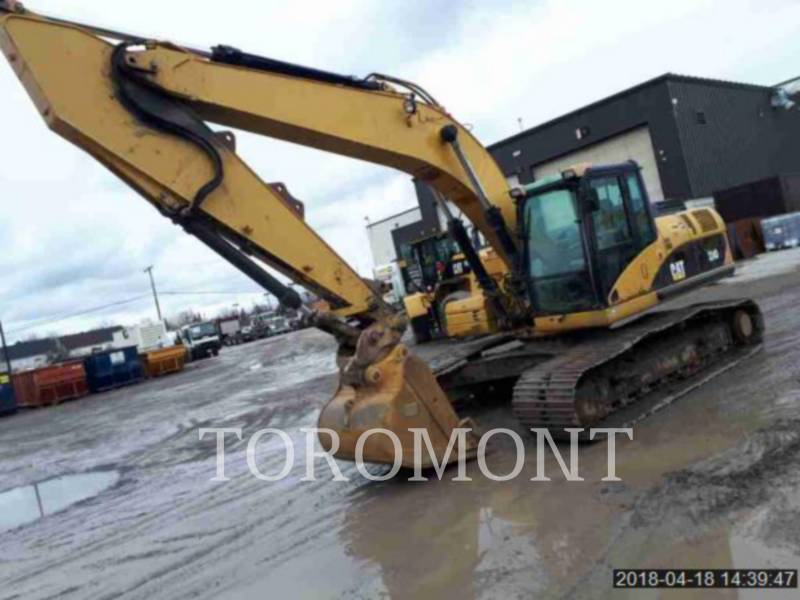 CATERPILLAR KETTEN-HYDRAULIKBAGGER 324DL equipment  photo 2