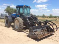NEW HOLLAND LTD. AG TRACTORS TV145 equipment  photo 3