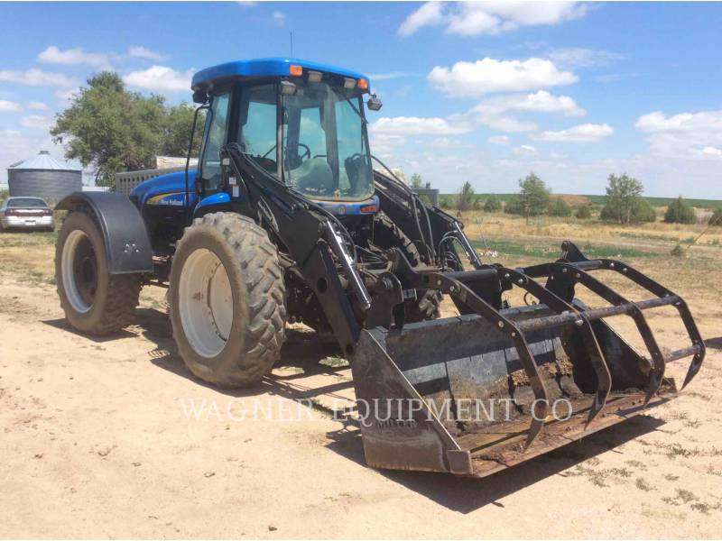 NEW HOLLAND LTD. TRACTEURS AGRICOLES TV145 equipment  photo 3