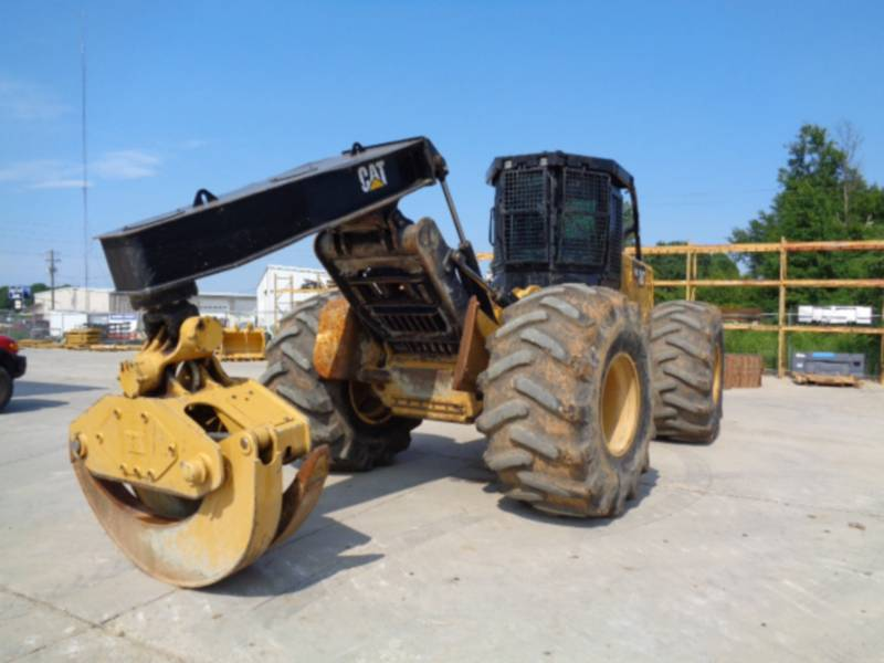 Caterpillar SILVICULTURĂ – EXCAVATOR FORESTIER 545D equipment  photo 5