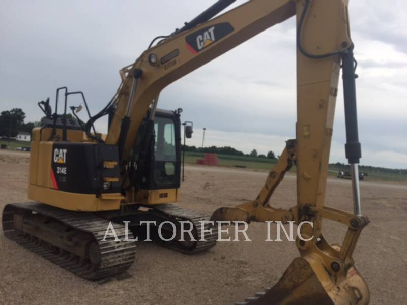 CATERPILLAR EXCAVADORAS DE CADENAS 314EL CRTH equipment  photo 1