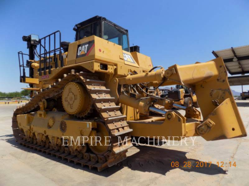 CATERPILLAR TRACK TYPE TRACTORS D10T2 equipment  photo 3