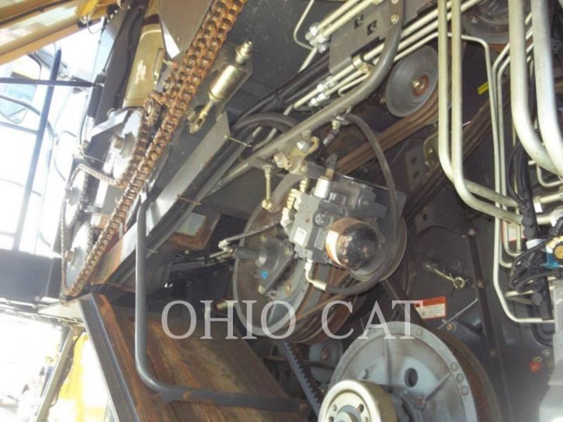 CLAAS OF AMERICA COMBINADOS LEX750TT equipment  photo 20