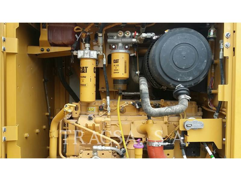 CATERPILLAR NIVELEUSES 140K equipment  photo 16
