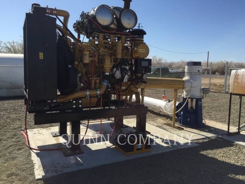 CATERPILLAR FIJO - DIESEL C15 equipment  photo 1