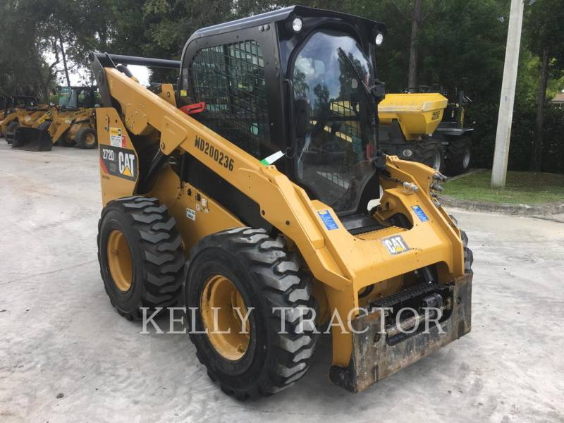 CATERPILLAR MINICARGADORAS 272D2XHP equipment  photo 7