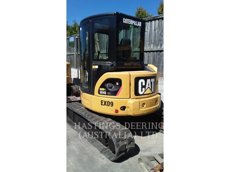 CATERPILLAR PELLES SUR CHAINES 304CCR equipment  photo 5