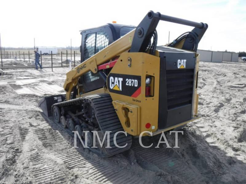CATERPILLAR PALE CINGOLATE MULTI TERRAIN 287D equipment  photo 2