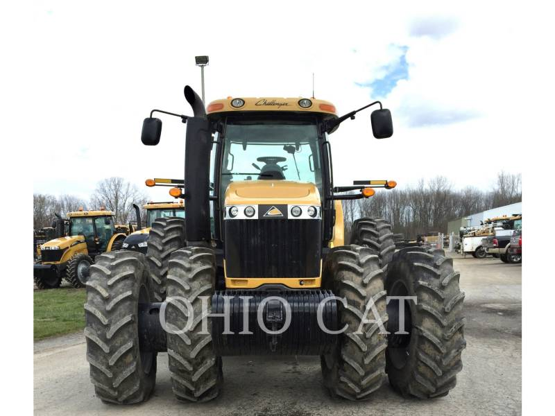 AGCO-CHALLENGER CIĄGNIKI ROLNICZE MT665D equipment  photo 18
