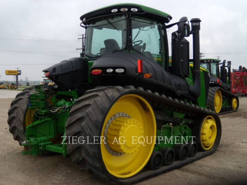 DEERE & CO. LANDWIRTSCHAFTSTRAKTOREN 9560RT equipment  photo 3