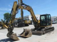 Equipment photo CATERPILLAR 308E CR SB PELLES SUR CHAINES 1