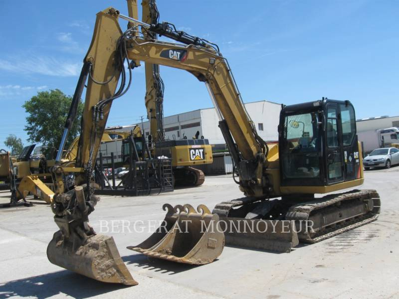 CATERPILLAR KETTEN-HYDRAULIKBAGGER 308E CR SB equipment  photo 1