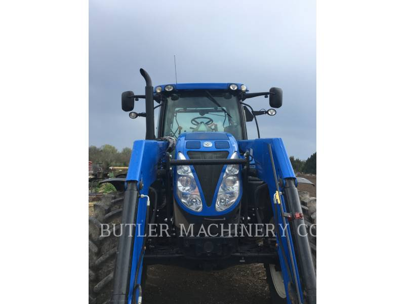 FORD / NEW HOLLAND TRATORES AGRÍCOLAS T7.200 equipment  photo 2