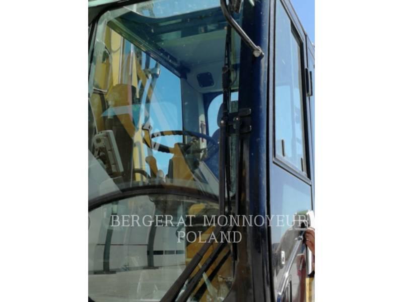 CATERPILLAR WHEEL EXCAVATORS M318D equipment  photo 8