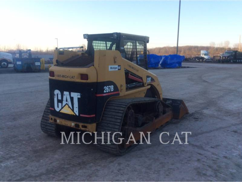 CATERPILLAR CHARGEURS TOUT TERRAIN 267B AQ equipment  photo 3