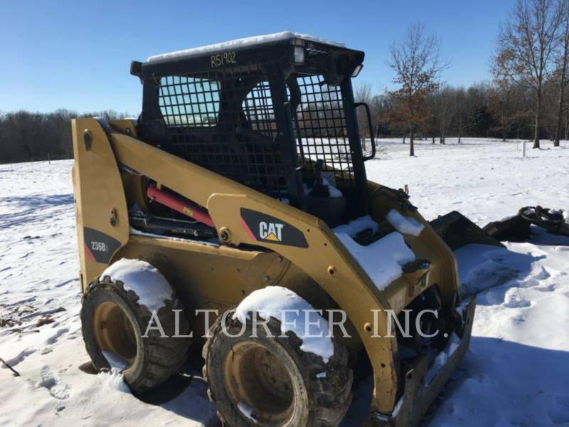 CATERPILLAR CHARGEURS COMPACTS RIGIDES 236B3 equipment  photo 4