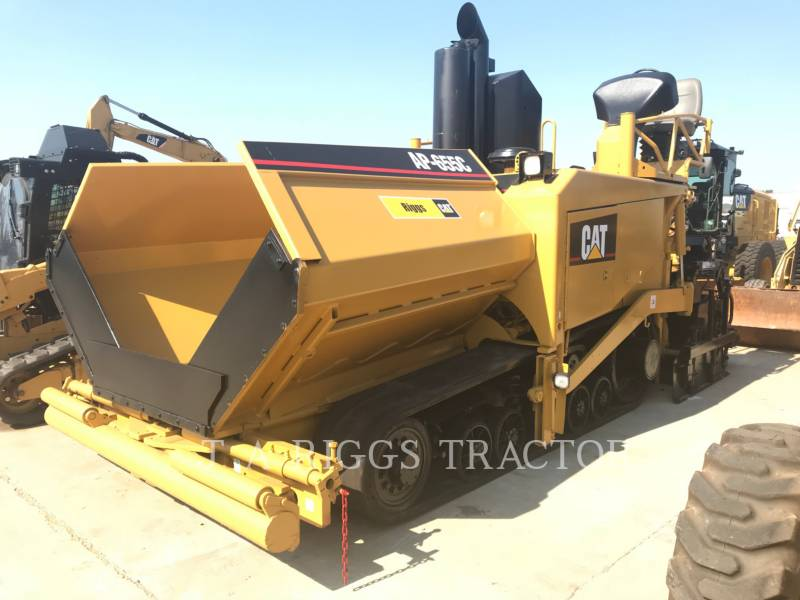 CATERPILLAR ASPHALT PAVERS AP-655C equipment  photo 1