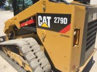 CATERPILLAR CHARGEURS TOUT TERRAIN 279D equipment  photo 7