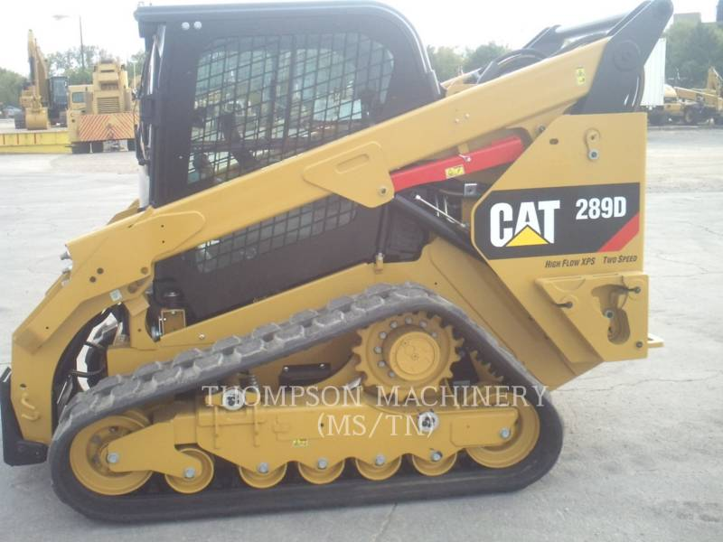 CATERPILLAR スキッド・ステア・ローダ 289DHF equipment  photo 2