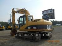 CATERPILLAR TRACK EXCAVATORS 315CL equipment  photo 2
