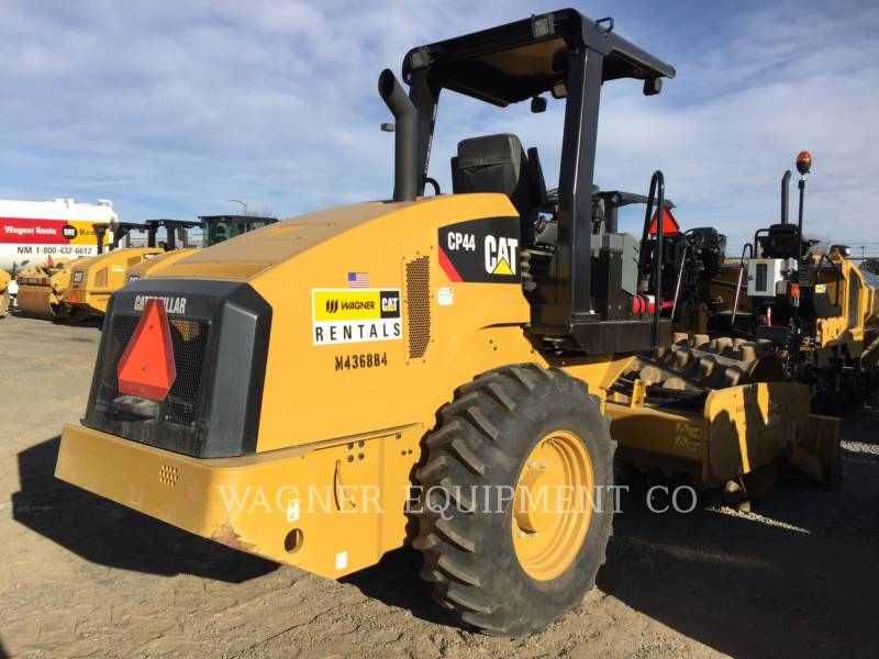 Caterpillar SUPORT TAMBUR SIMPLU PENTRU ASFALT CP44 equipment  photo 4