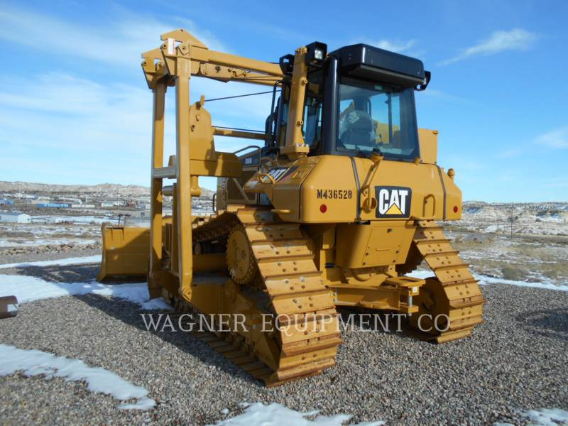 CATERPILLAR TRATORES DE ESTEIRAS D6N LGP PL equipment  photo 3