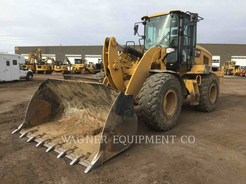 CATERPILLAR PALE GOMMATE/PALE GOMMATE MULTIUSO 938M equipment  photo 1