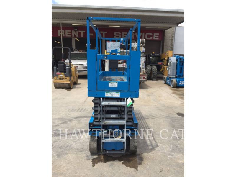 GENIE INDUSTRIES CISAILLES 2632GS equipment  photo 1