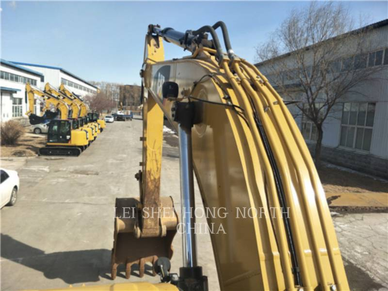 CATERPILLAR PELLES SUR CHAINES 326 D2 equipment  photo 18