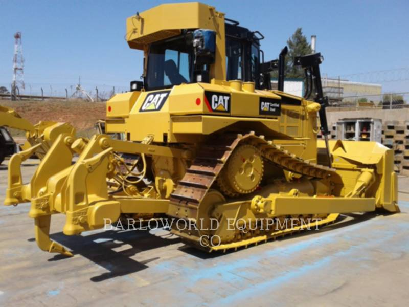 CATERPILLAR KETTENDOZER D 6 R equipment  photo 4