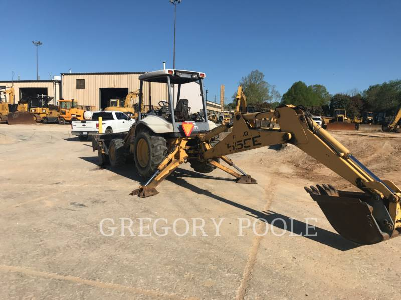 FORD / NEW HOLLAND BACKHOE LOADERS 555E equipment  photo 8
