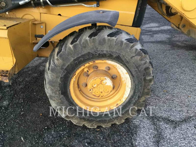 CATERPILLAR BACKHOE LOADERS 420E C equipment  photo 15