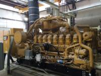 Equipment photo CATERPILLAR G3516B STATIONAIRE GENERATORSETS 1