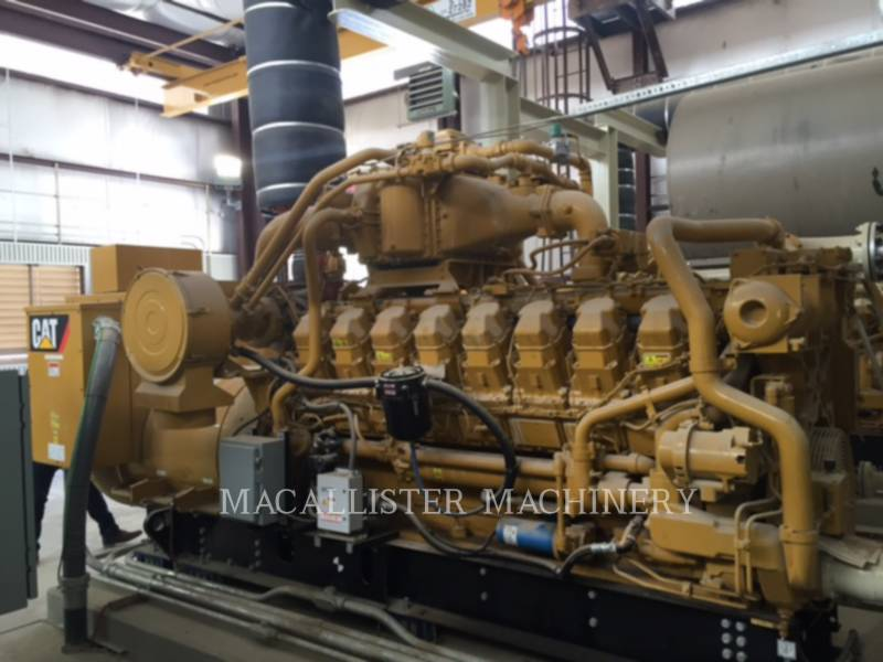 CATERPILLAR STATIONARY GENERATOR SETS G3516B equipment  photo 11