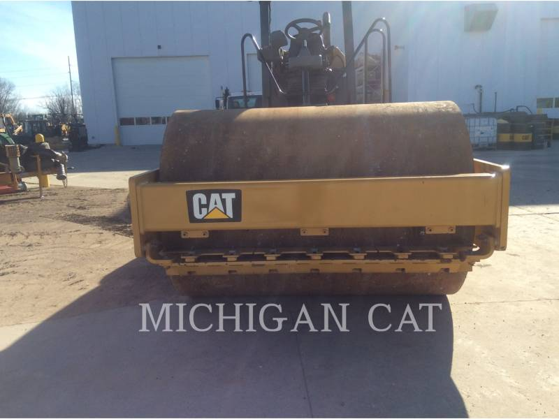 CATERPILLAR VIBRATORY SINGLE DRUM SMOOTH CS54B equipment  photo 8