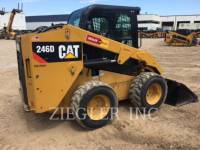 CATERPILLAR SKID STEER LOADERS 246DSR equipment  photo 5