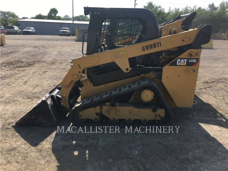 CATERPILLAR DELTALADER 249D equipment  photo 1
