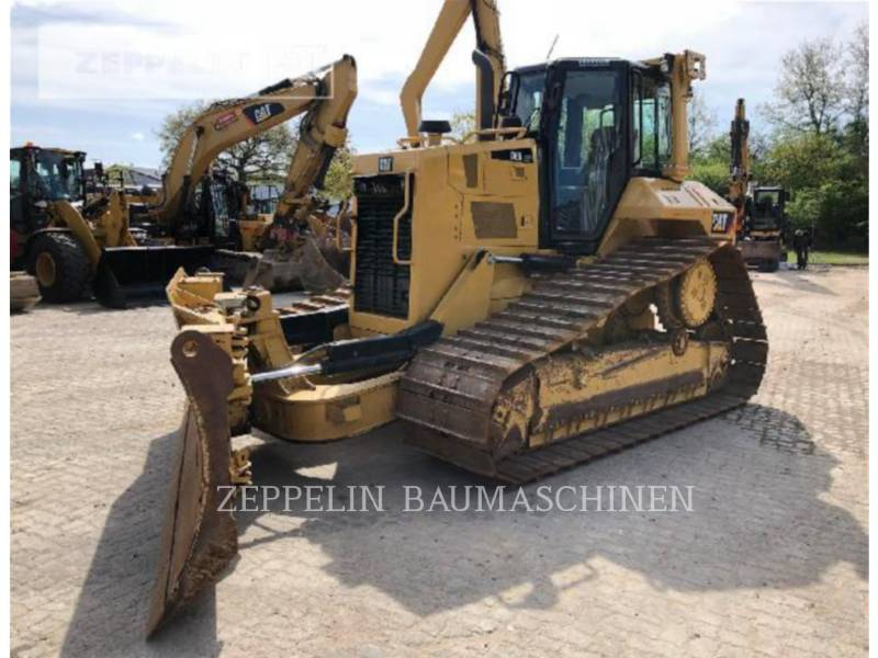 CATERPILLAR TRACK TYPE TRACTORS D6NMP equipment  photo 3