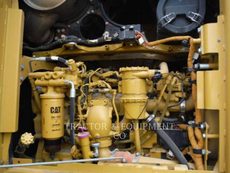 CATERPILLAR MOTOR GRADERS 160M equipment  photo 10