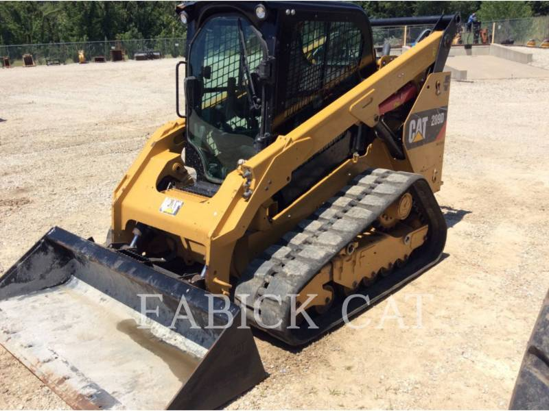 CATERPILLAR MULTI TERRAIN LOADERS 289D C3H2 equipment  photo 3