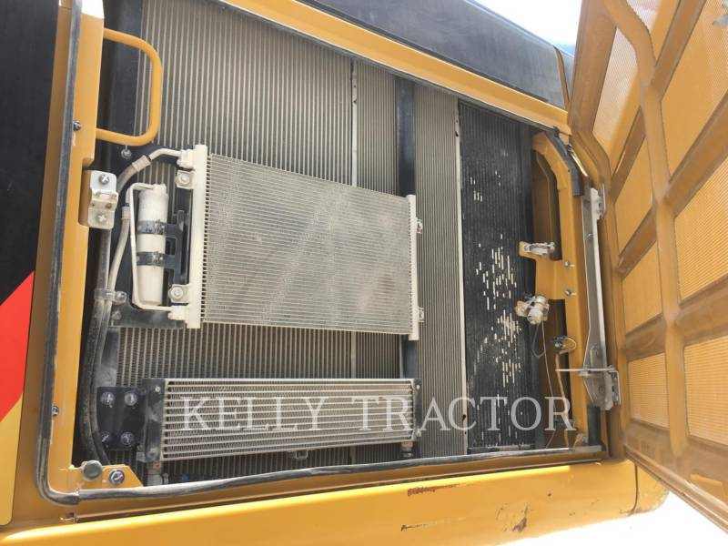 CATERPILLAR KETTEN-HYDRAULIKBAGGER 349FL equipment  photo 13