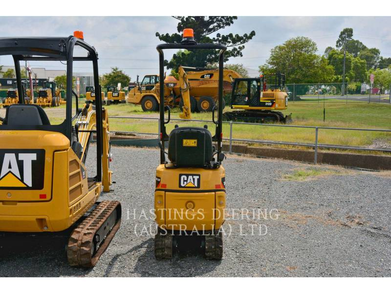 CATERPILLAR TRACK EXCAVATORS 300.9D equipment  photo 6