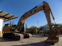 CATERPILLAR TRACK EXCAVATORS 349EL    P equipment  photo 1