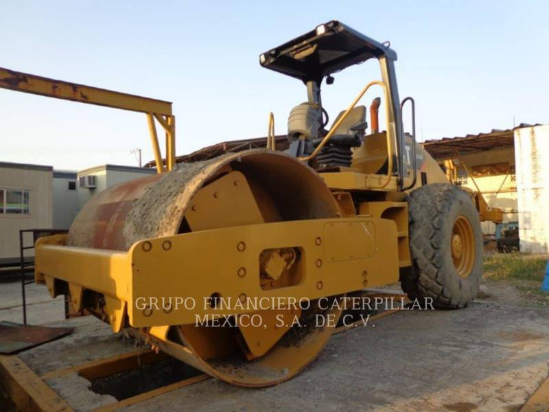 CATERPILLAR ROLO COMPACTADOR DE ASFALTO COMBINADO CS-533E equipment  photo 5