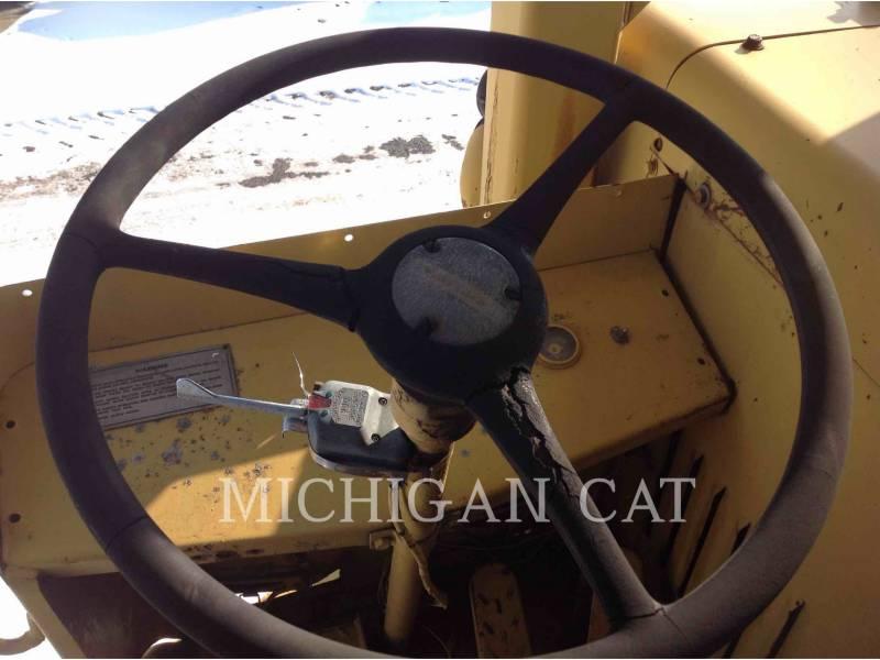 CATERPILLAR WHEEL TRACTOR SCRAPERS 613 equipment  photo 8