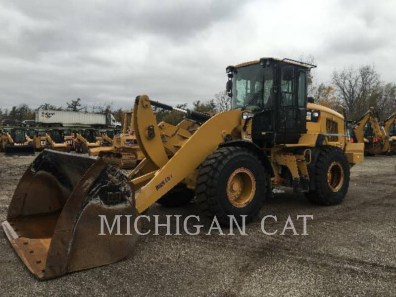 CATERPILLAR WHEEL LOADERS/INTEGRATED TOOLCARRIERS 938K H3RQ equipment  photo 1